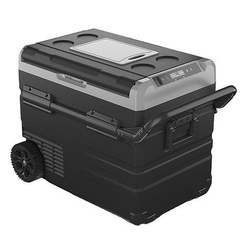 Alpicool TWW45 (45L). Двухкамерный 12/24/110/220V.