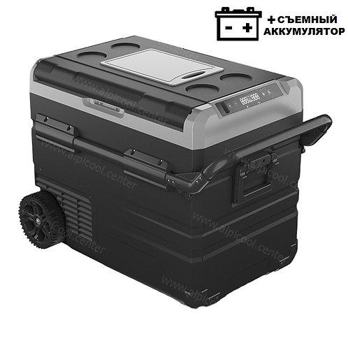 Alpicool ETWW45 (45L). Двухкамерный 12/24/110/220V.