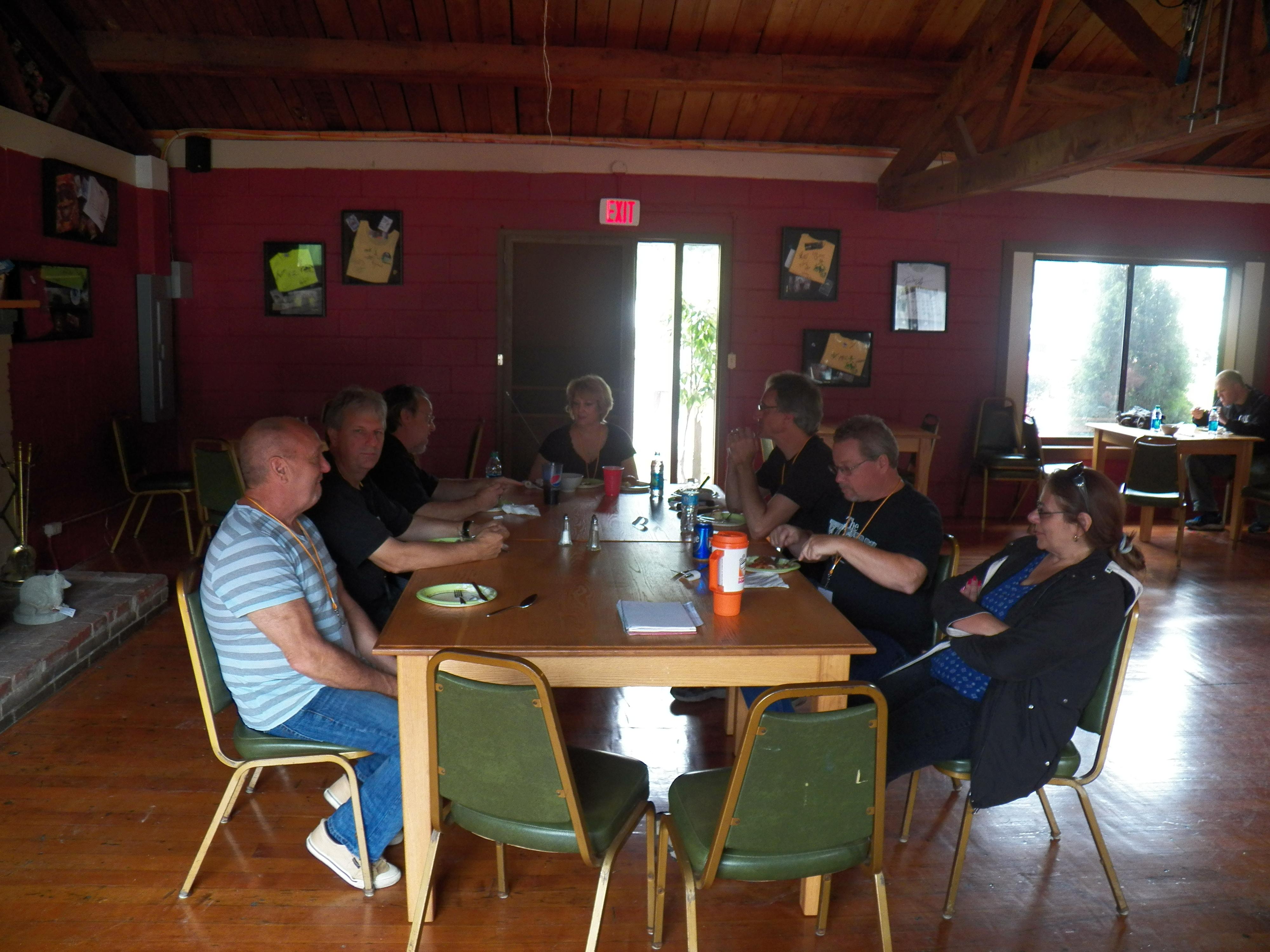 KKB Marshall Tucker 9-6-14 dinner