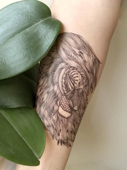 Amana Temporary Tattoo