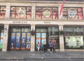 Thank you Hamleys!