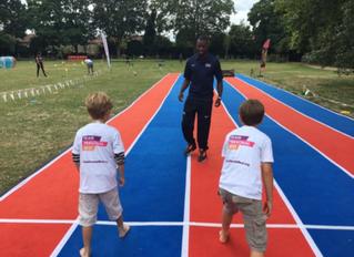 London Sports Trust  Urban Athletics
