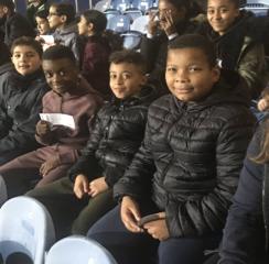 "City Sport Academy trip to Rangers ""QPR"""