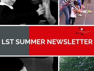 London Sports Trust Summer Newsletter