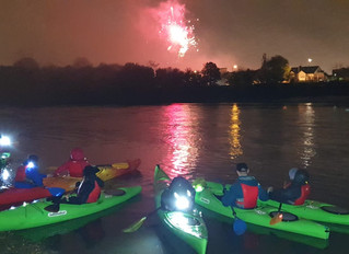 Paddle & Firework extravaganza!