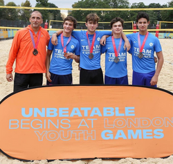 London Youth Games.