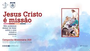 Campanha Missionária 2021 quer despertar missionários e missionárias da compaixão e da esperança