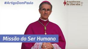 Missão do Ser Humano
