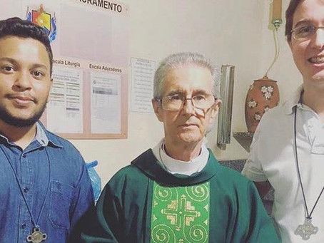 Dom Paulo participa do Cerco de Jericó, em Uberaba