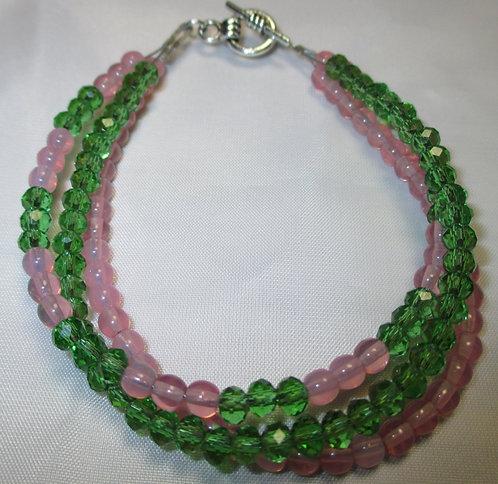 Serene Multistrand Bracelet