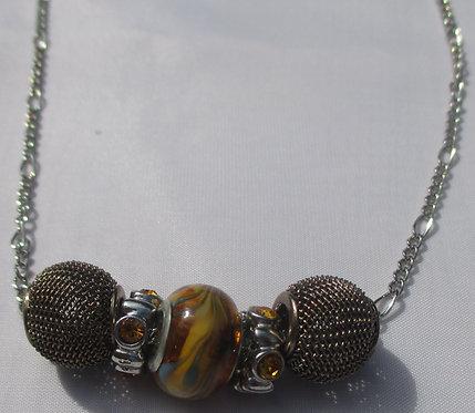 Caramel Surprise Necklace