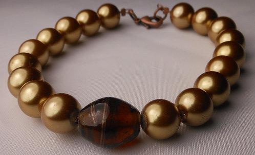 Gold & Bold Bracelet