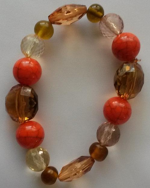 Vanilla Orange Bracelet