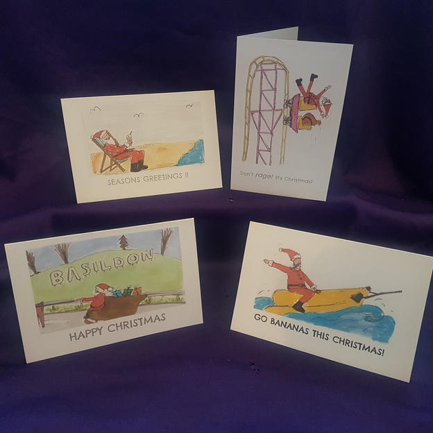 CARDS - Any 10 for £4.50