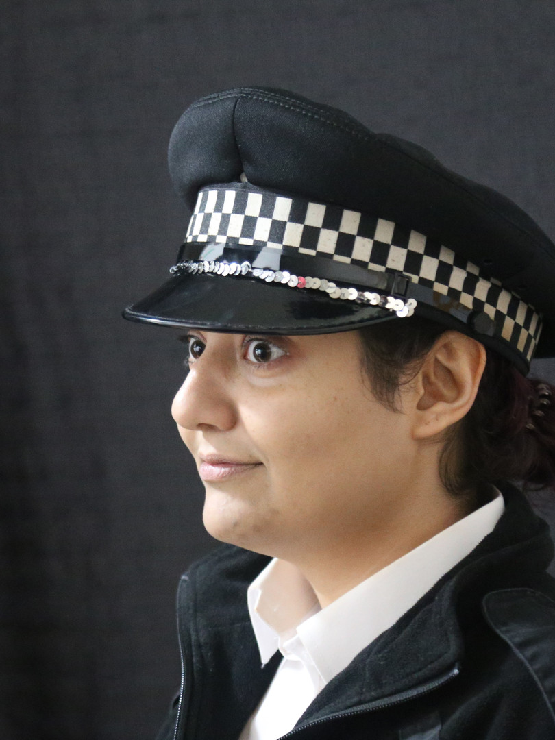Sorriaya Nawaz as Constable Morgan
