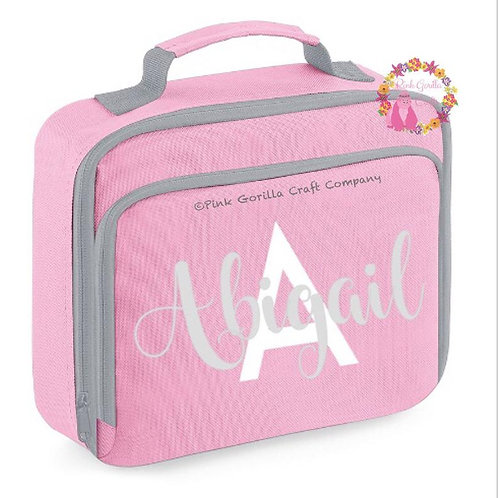 Personalised Lunch Bag / Lunch Box / Child Lunch Bag