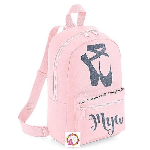 Children's Personalised Rucksack