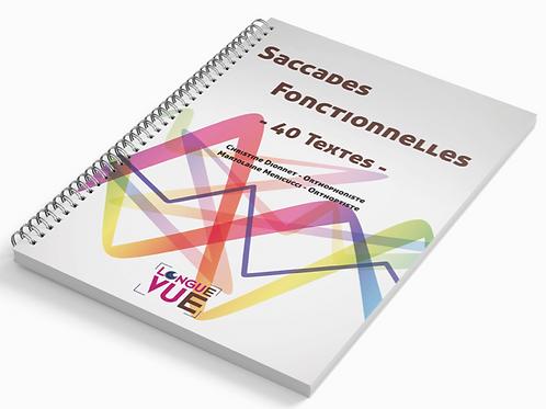 Cahier d'exercices Saccades Fonctionnelles