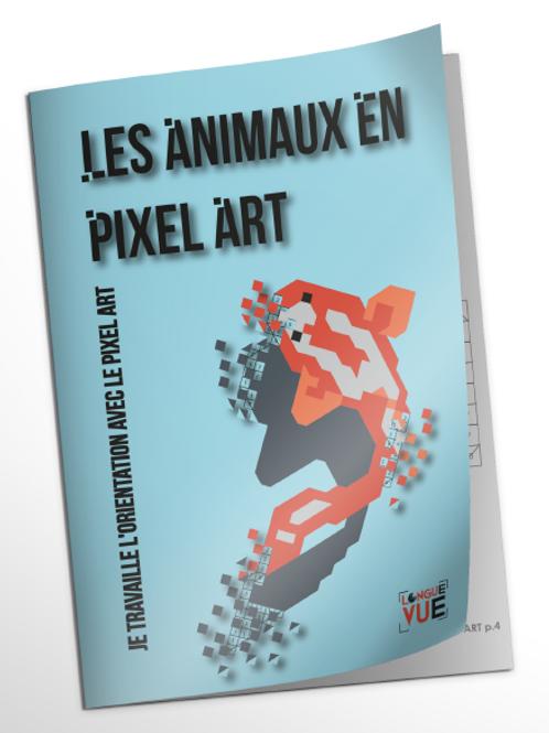Les Animaux en Pixel Art