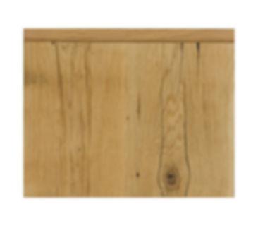 Мебельный фасад с эффектом натуральной строганной доски.