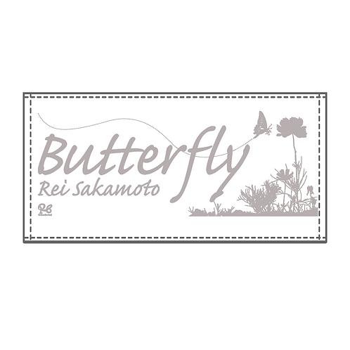Butterflyタオル