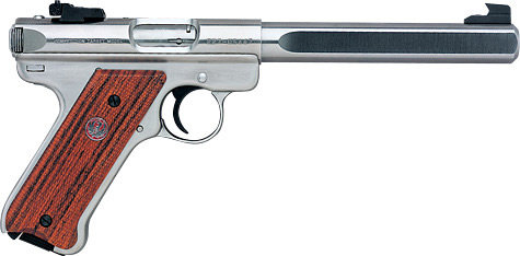 Ruger Mark III TGT Competition