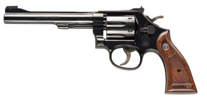 Smith & Wesson 17-9 Classic