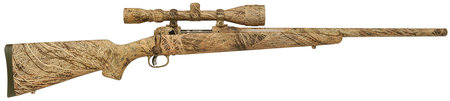 Savage 10 Predator Camo With Scope .223