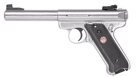 Ruger Mark III Stainless Steel