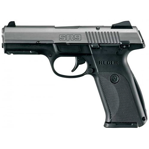 Ruger SR9 Stainless Steel