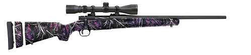 Mossberg Patriot Bantam - Muddy Girl .243