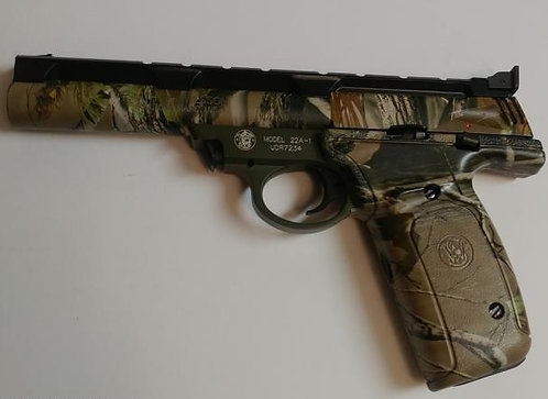 Smith & Wesson 22 A-1