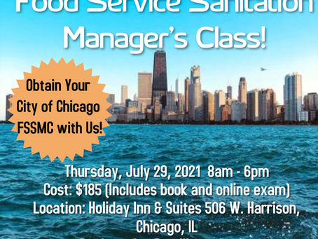 We Still Have An Extra Seat Just For You! Register Today.