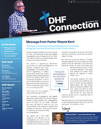 DHF Newsletter - Summer 2020 - Thumbnail
