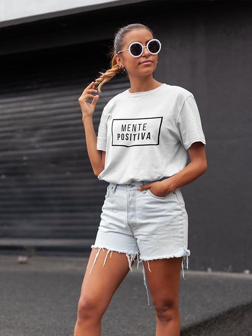 Camisetas con Propósito - Mente Positiva