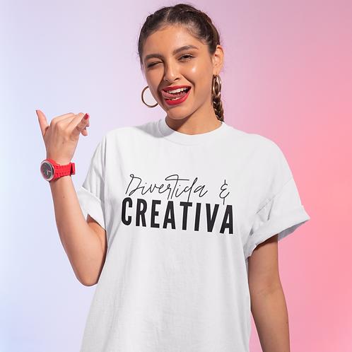 Camisetas con Propósito - Divertida & Creativa