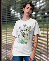Camiseta con Propósito | I stand out