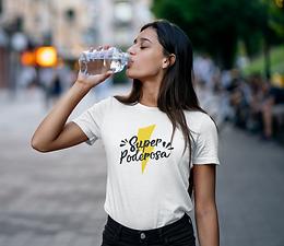 Camiseta con Propósito | Superpoderosa