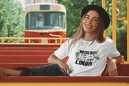 Camiseta con Propósito | Mucho más que linda