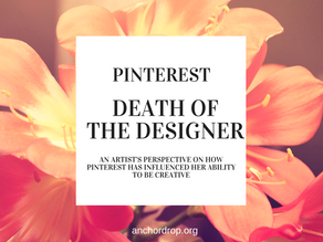 Pinterest: Death of the Designer