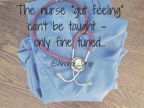 The Gut of a Nurse