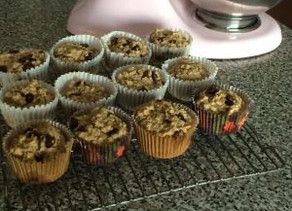 Fall Recipe-Breakfast on the Go!