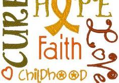 Raising Awareness Month: Pediatric Cancer Awareness