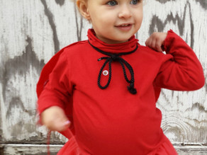 Ladybug, Fly Away Home: DIY Toddler Costume
