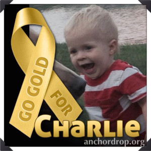charlie go gold for charlie