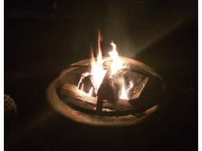 Gather Around the Fire Pit/Camp Fire/Bonfire
