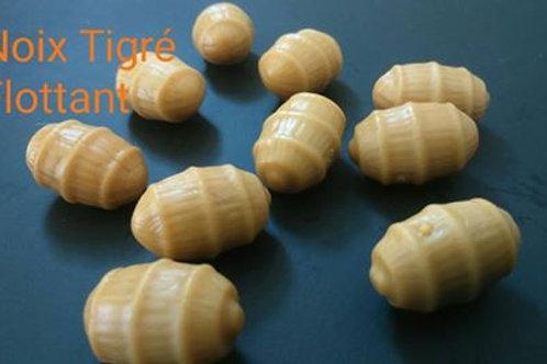 Noix tigrée flottante (x 10)