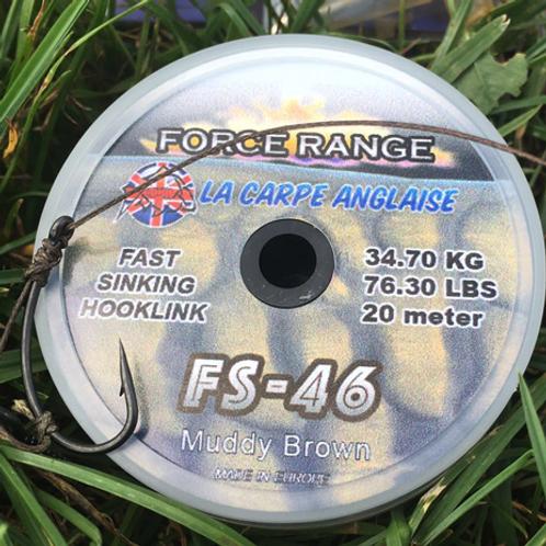 LCA tresse bas ligne FS-46