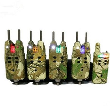 Coffrets 4 détecteurs + centrale