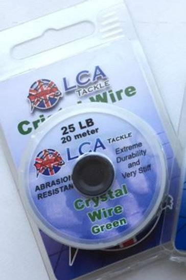 LCA Crystal Wire vert
